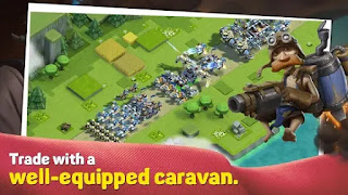 تحميل Caravan War – لعبة حرب القافلة للأندرويد مهكره