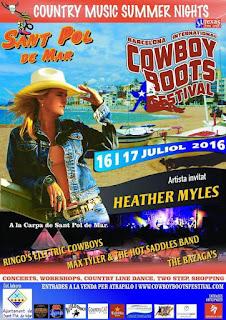Cowboy Boots Summer Festival