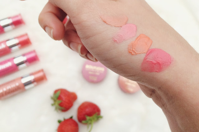 Bourjois Aqua Blush review, beauty bloggers