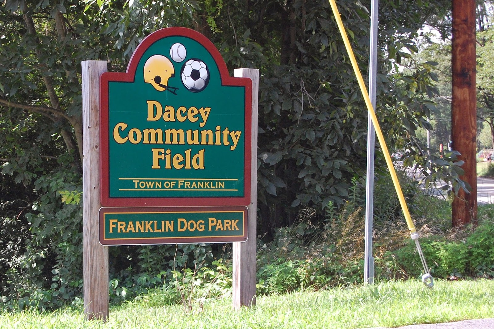 Dacey Community Field - Lincoln St, Franklin