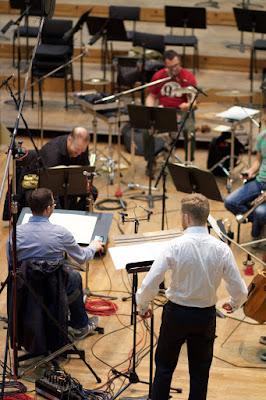 Recording Facade - John Wilson, Zeb Soanes & Ensemble