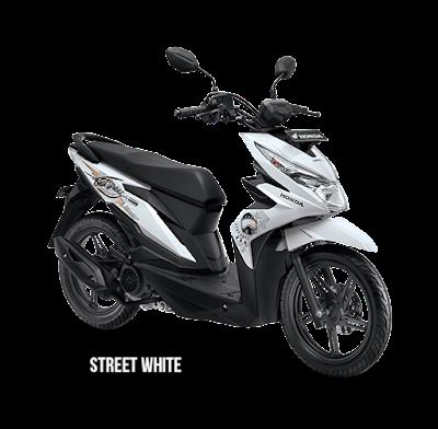 Beat Street White ESP CBS 2018 Anisa Naga Mas Motor Klaten Dealer Asli Resmi Astra Honda Motor Klaten Boyolali Solo Jogja Wonogiri Sragen Karanganyar Magelang Jawa Tengah.