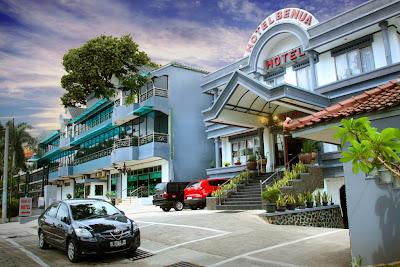Daftar Harga Hotel Murah di Bandung 2017