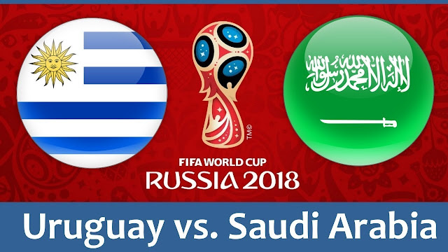 Uruguay vs Saudi Arabia Full Match Replay 20 June 2018