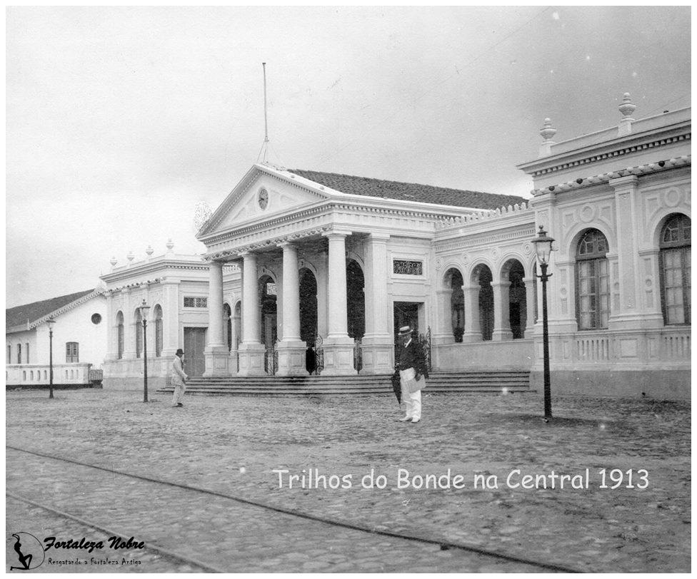 Fortaleza Nobre   Resgatando a Fortaleza antiga   Estação Central ... 026f1a28ae
