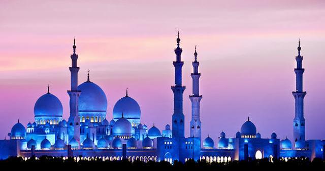 Amalan Utama Seputar Masjid