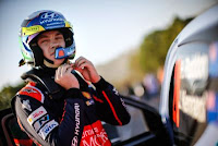 Hayden Paddon Runs for HSWRT at Rally Australia