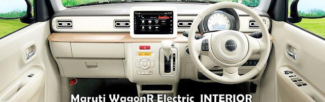 Maruti wagon R electric price in india