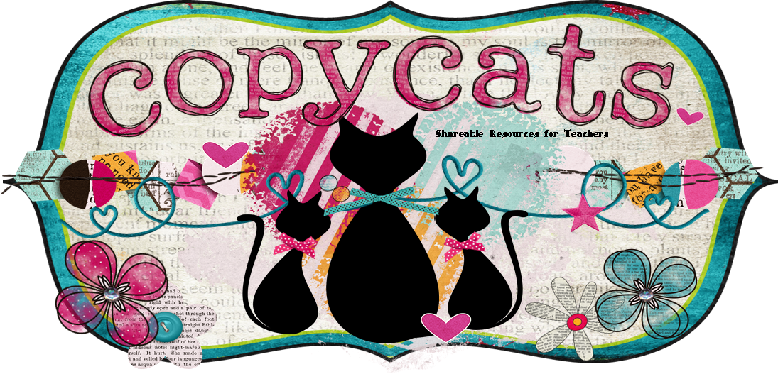 CopyCats - Shareable Resources for Teachers
