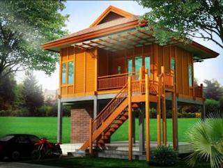 Desain Rumah Panggung Modern 2016 2