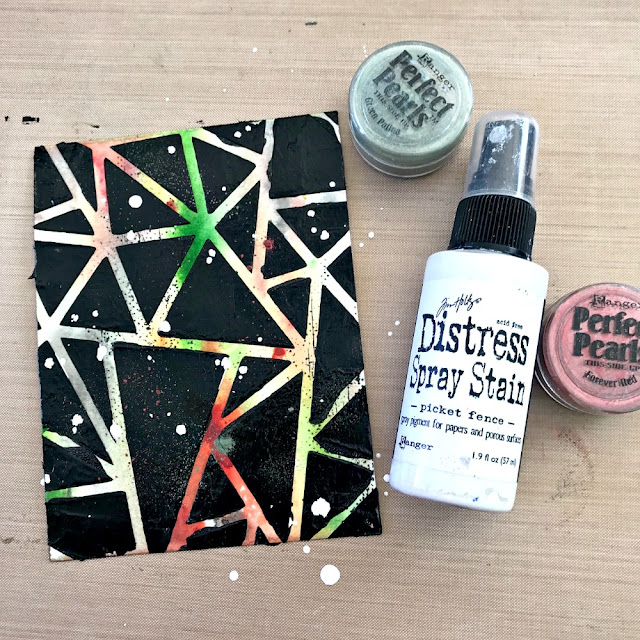 Mixed_media_card_background_distress_spray_stain_perfect_pearls_tim_holtz