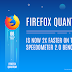 Firefox Quantum Beta :  Firefox Quantum with Next-Generation Browser Engine and '2X Faster'