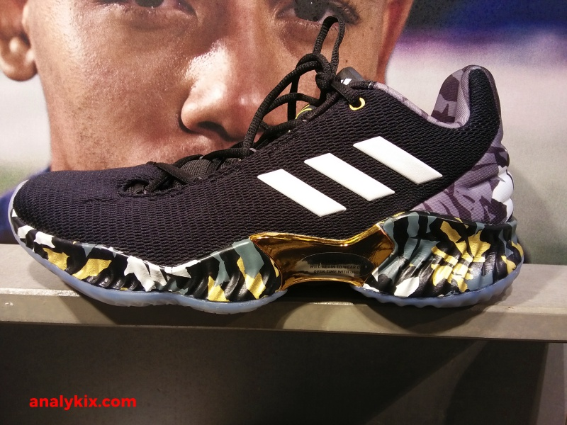 wholesale dealer 31cd2 4a90b adidas Pro Bounce 2018 Low Kyle Lowry PE  Analykix