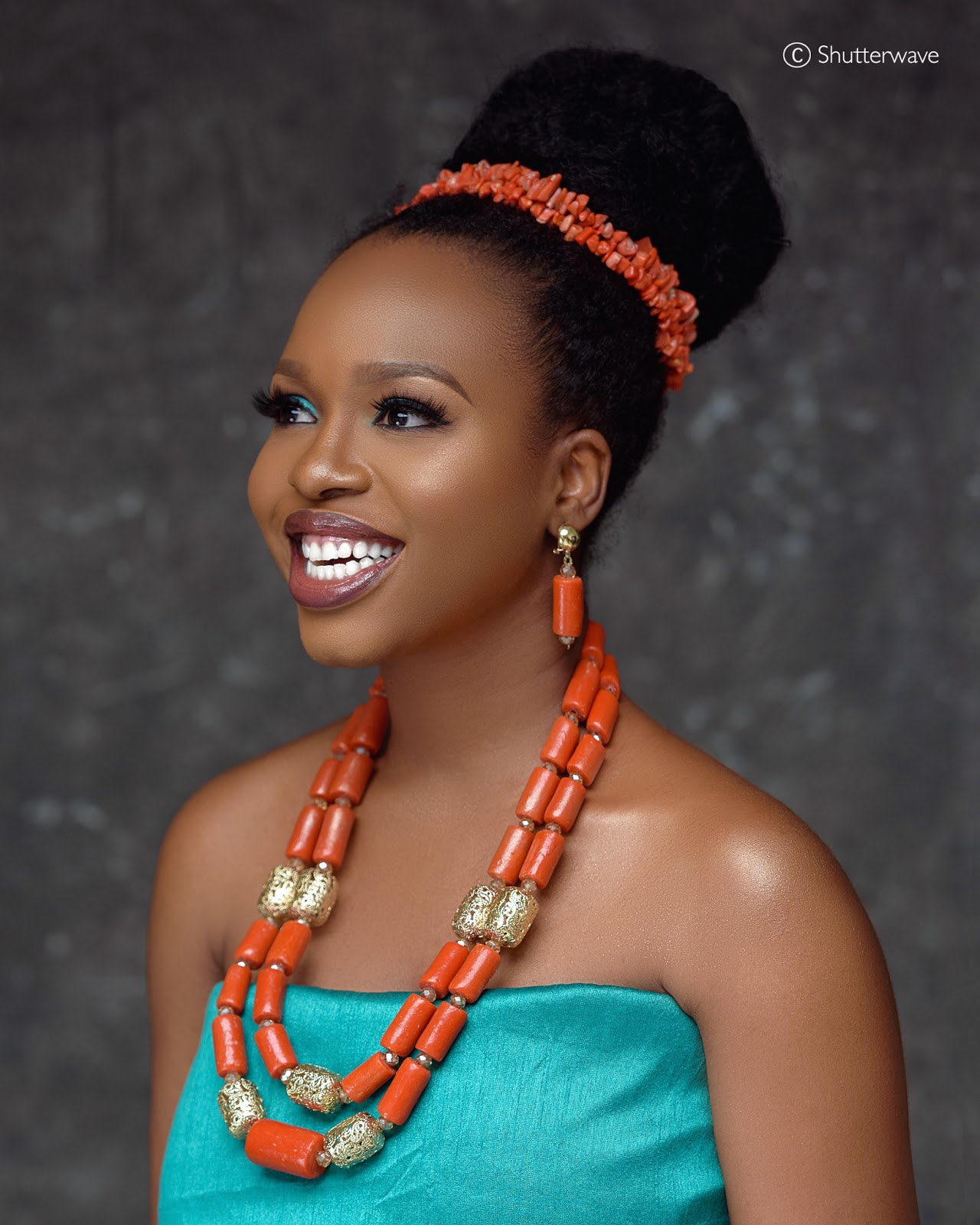 Nigerian Benin Bride