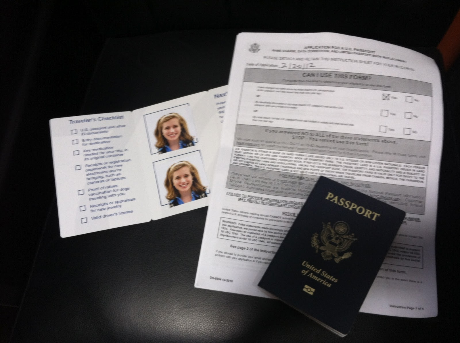 Changing Surname After Marriage On Passport