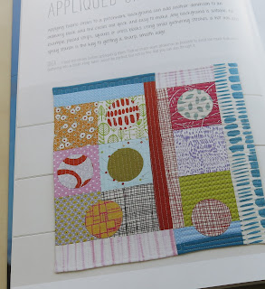 Lucie Summers book - Quilt Improv