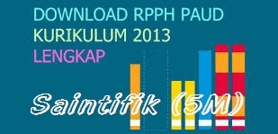 RPPH PAUD Kurikulum 2013