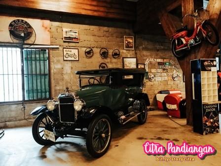 Takjub Koleksi Museum Angkut Keren!