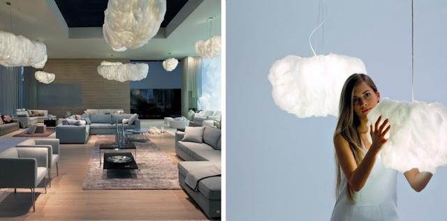 corp iluminat nuvola