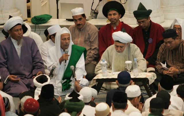 Habib Luthfi Diminta Para Ulama Dunia Pimpin Thariqah Seluruh Dunia