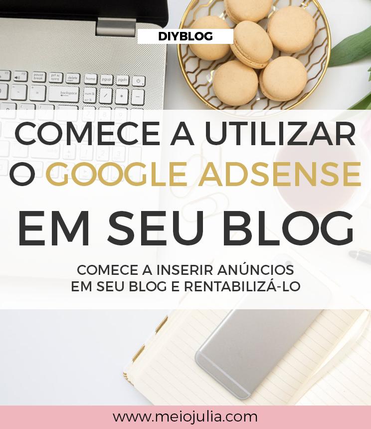 Como usar o Google Adsense