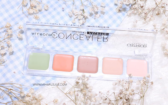 Catrice Allround Concealer palette review