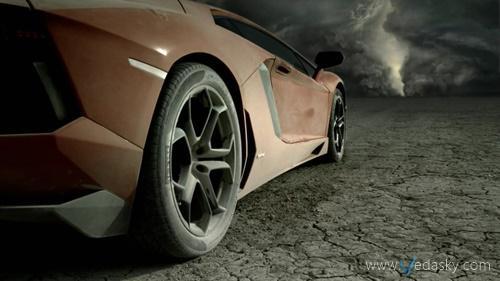 Gambar Foto Mobil Lamborghini