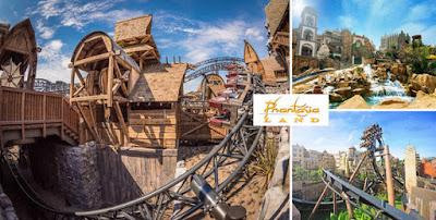 Parque de atracciones Phantasialand