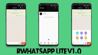 RWhatsApp Lite v1.0
