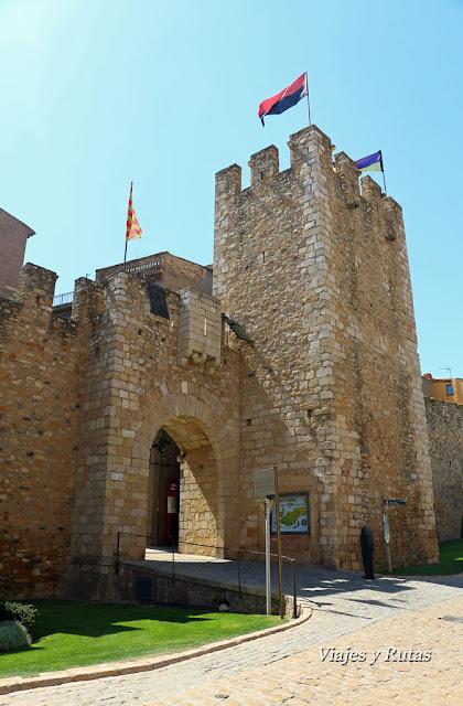 Portal de San Antoni, Montblanc, Tarragona