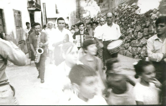 fotos antiguas, Beceite, Beseit, blanco y negro, b&n, blanco, negro, sepia, fiestas