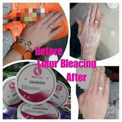 lulur bleaching drw skincare