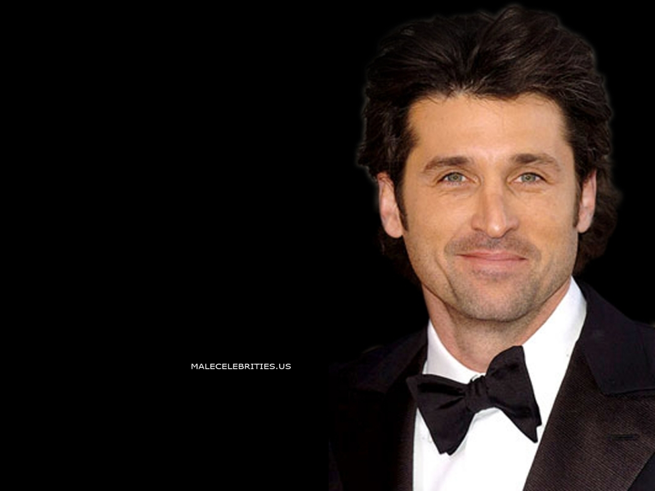 Free Cool Wallpapers Patrick Dempsey Background