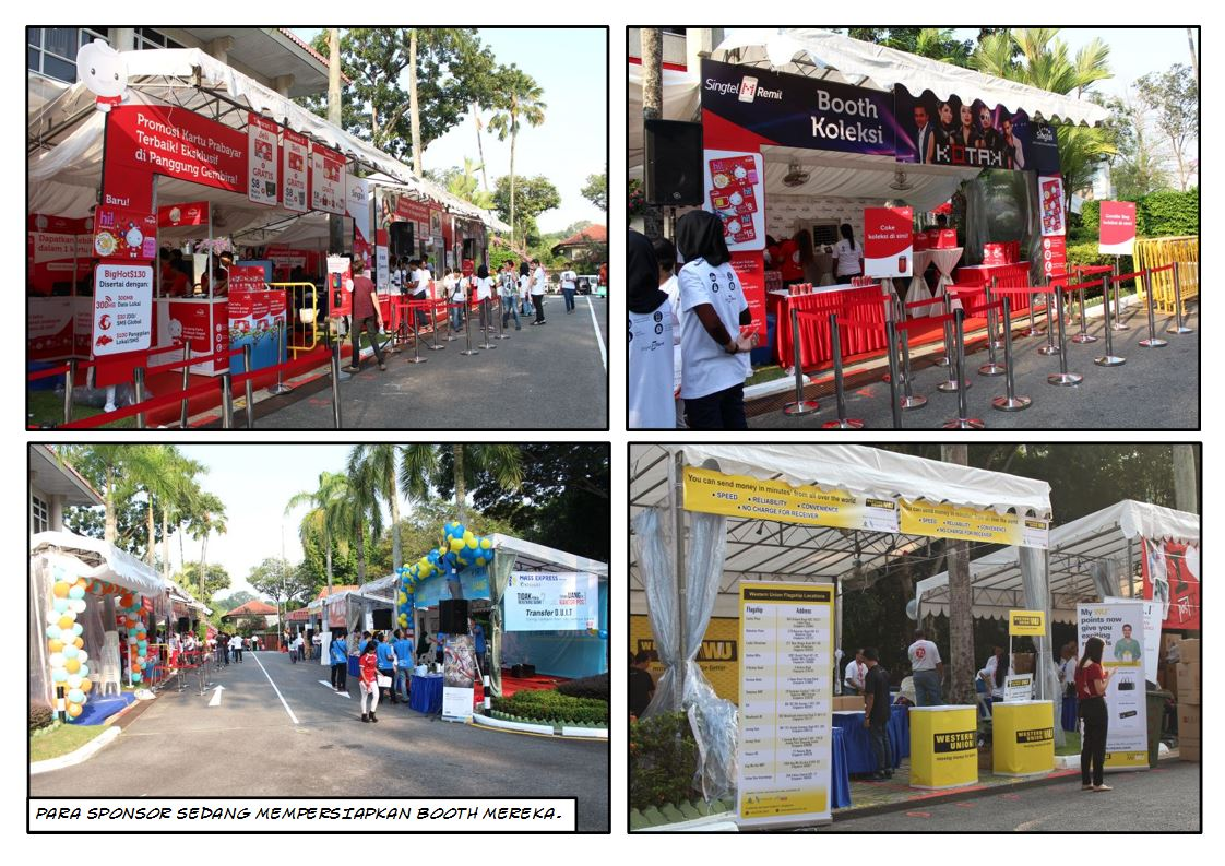 Kemeriahan Panggung Gembira KBRI Singapura 2015 (3/6)