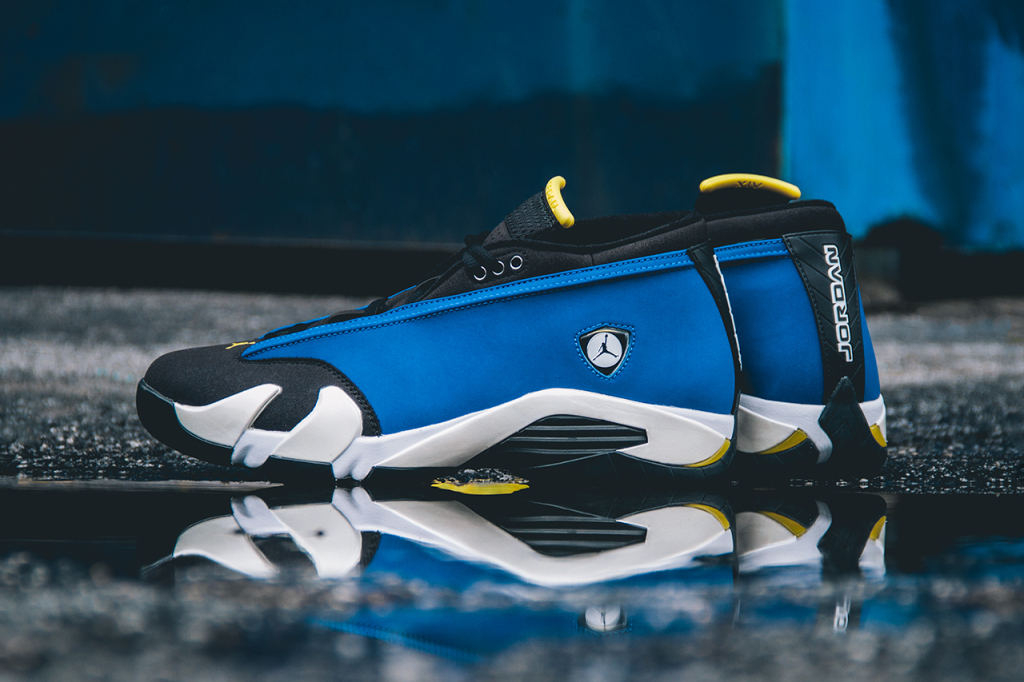 100% authentic 3dcf5 a8599 More than 15 years after its initial debut, the Laney-inspired low-top take  on the Air Jordan 14 is finally set for a return over the weekend.
