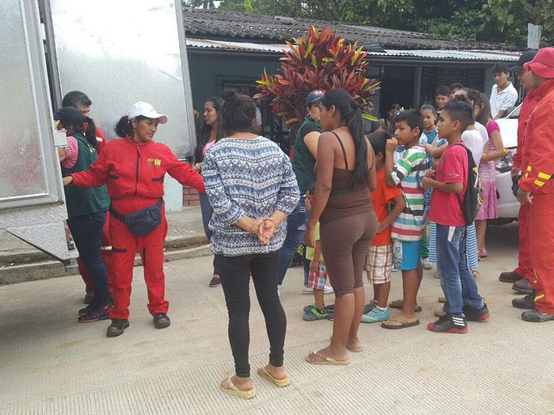 La USO entregó 16 toneladas de ayudas como resultado de la solidaridad de muchos