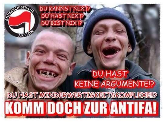 Antifa Sprüche