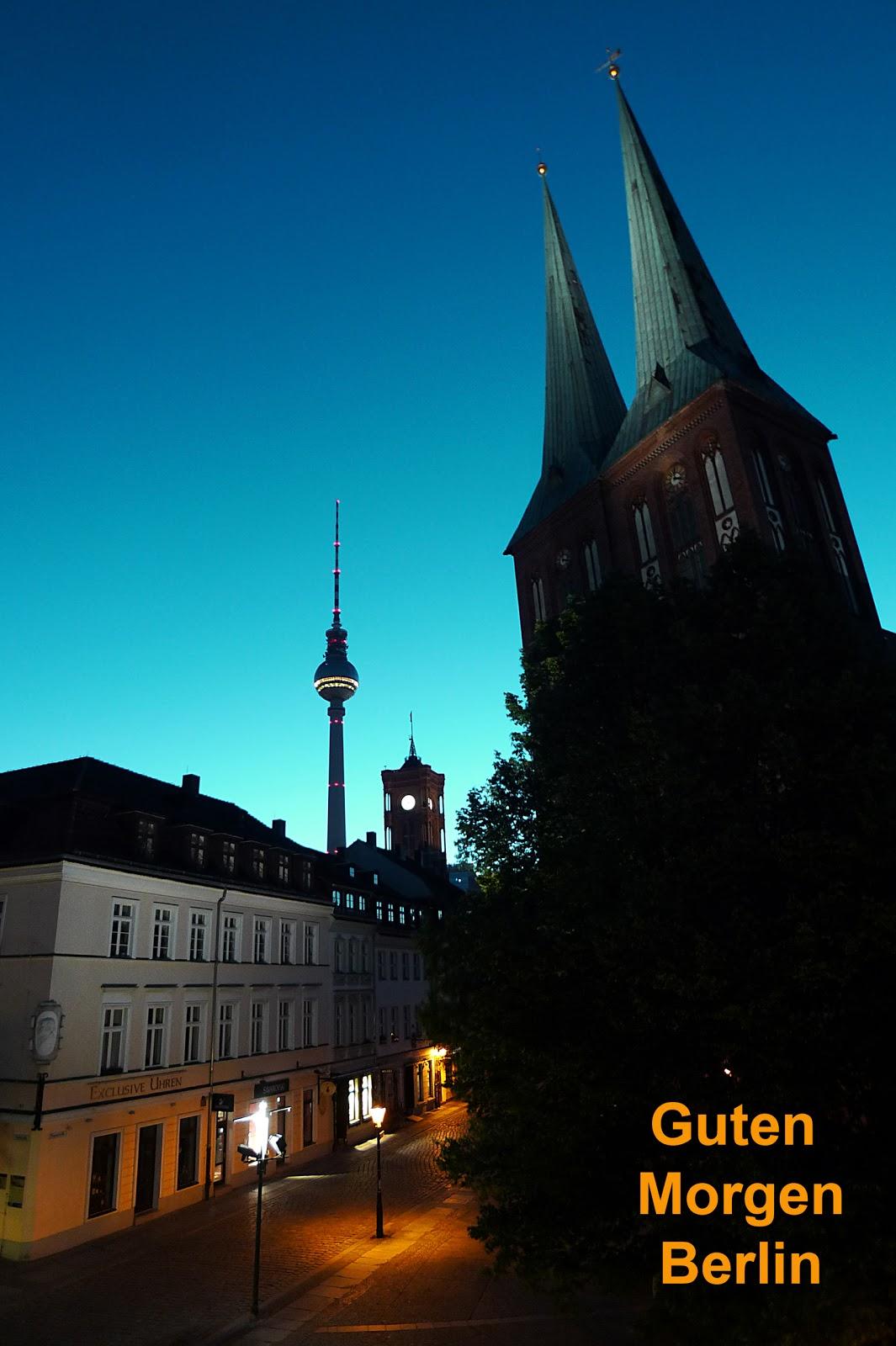 Berlin Morgen