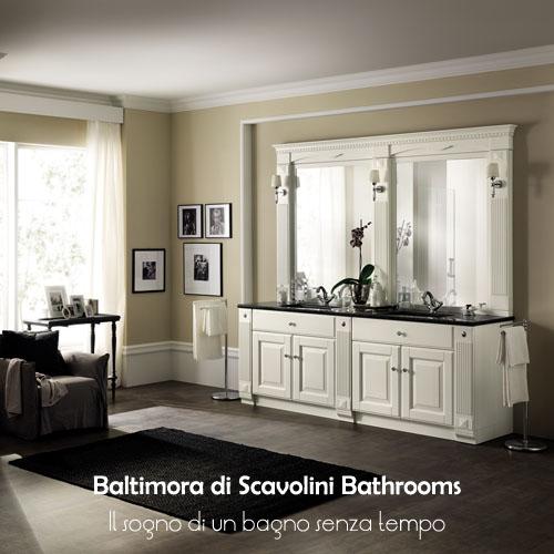Scavolini: bagni senza tempo - Blog Arredamento Facile