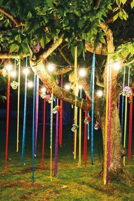 DIY : Ideias de 'faça você mesma' de decoração e comidinhas para as festas juninas  by Pinterest