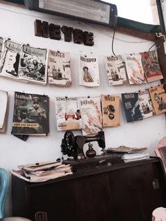 Bol Resimli Cumartesi | Eyüp Gezimiz,Zeruj Fest,Heybe Kafe
