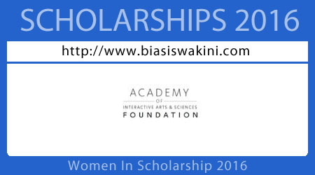 Women In Scholarship 2016