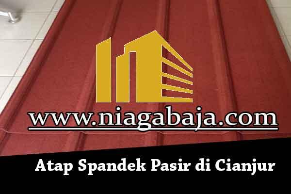 Jual Atap Spandek Pasir di Cianjur - Harga Murah & Berkualitas