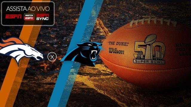 ESPN lidera audiência na TV fechada durante o Super Bowl 50 ... e7edb89a02c24