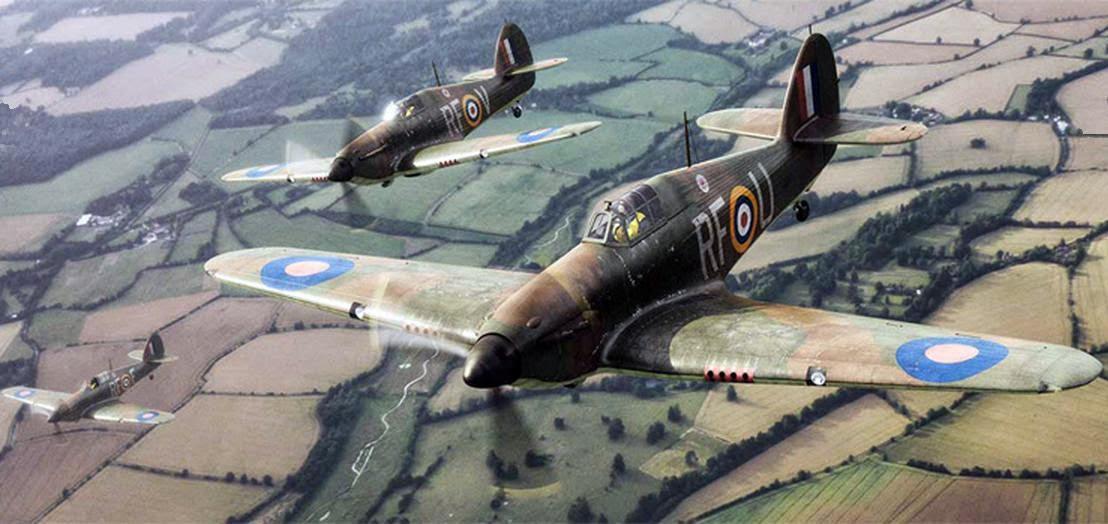 Chant du Départ: Sunday Rerun - 303 Squadron