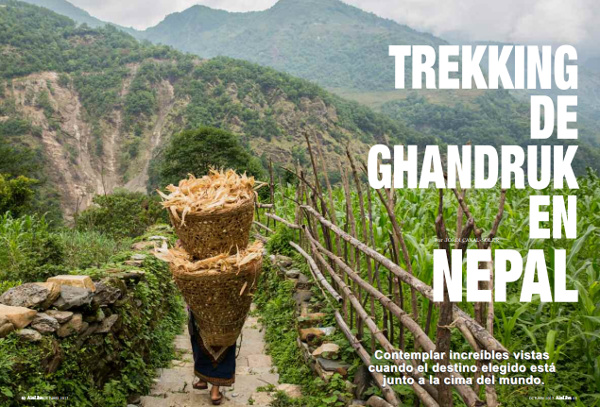 Reportatge Ghandruk