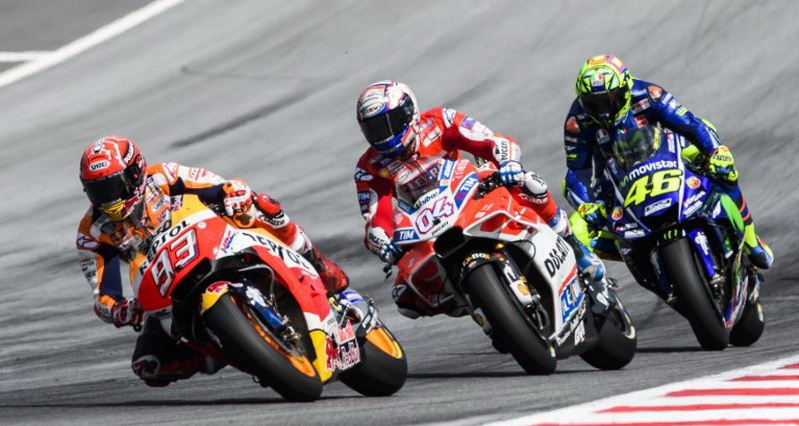 Klasemen Akhir MotoGP 2018: Marquez, Dovizioso, Rossi