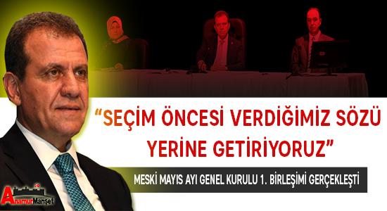 Vahap Seçer, Mersin Büyük Şehir Belediyesi, Anamur Haber,