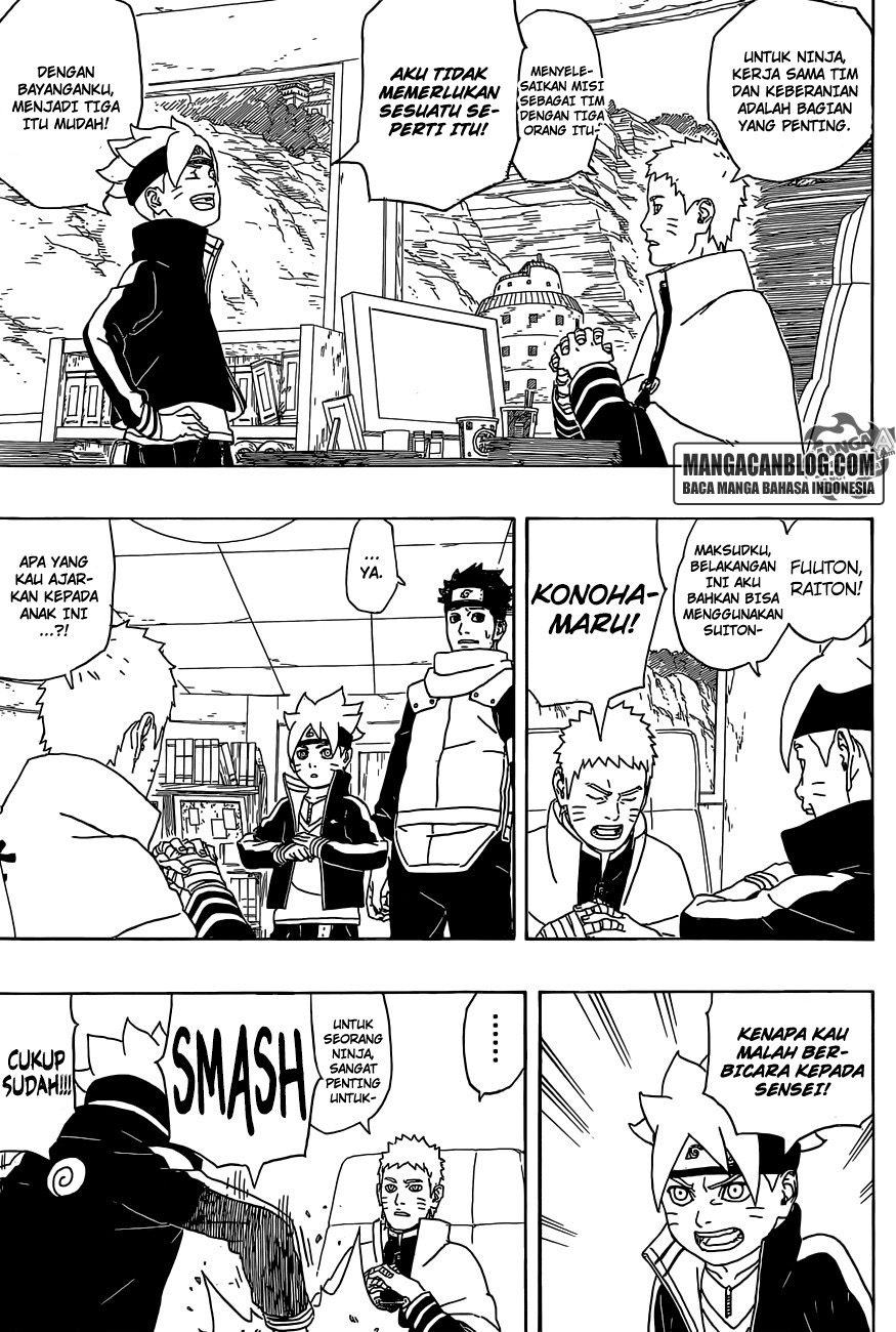 Baca Manga Boruto  Chapter 1 Bahasa Indonesia