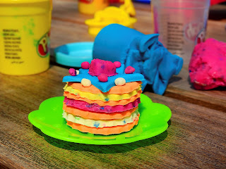 play doh creation
